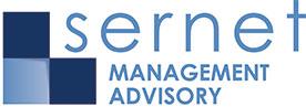 Sernet Spa – Dal 1991 Sernet accompagna le aziende nei processi di ristrutturazione aziendale Logo